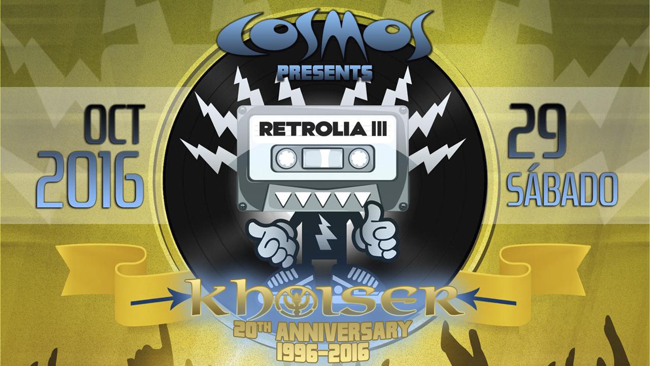 imagen introducción noticia Khoiser Retrolia III. khoiser.com