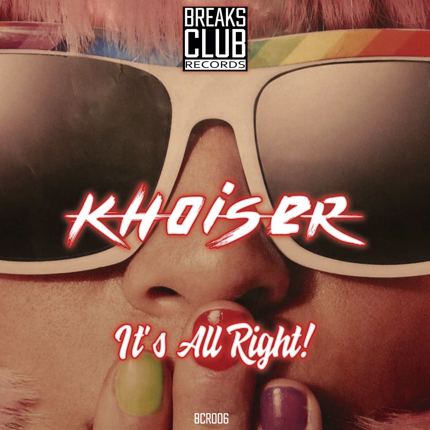 khoiser it's all right + breakbeat + temazo + breaks + breaks club records + freestylers + prodigy + retro + spotify + beatport